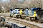 CSX 510 And CSX 525