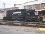 NS SD40-2 6109