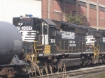 NS SD40-2 3281