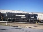 NS SD40-2 3206