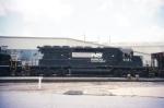 NS SD40-2 6161
