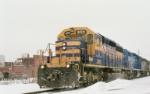 Z151 in Winter