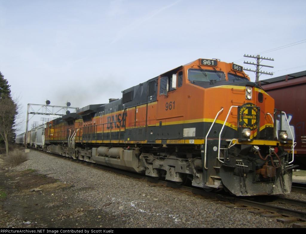 BNSF 961