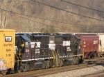 NS 5034 and NS 5513 from the NB V86 Local
