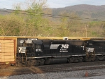 NS 5576, on the NB V86