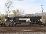NS 7069, last unit on the SB V91