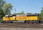 HLCX 5985 (SD60), now on the SB V91