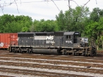 NS 6166 sits unassigned