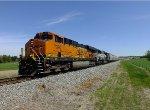BNSF 7390 (NS #55Q)