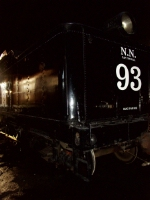 NNRY Alco (Pittsburg Works) 2-8-0 #93