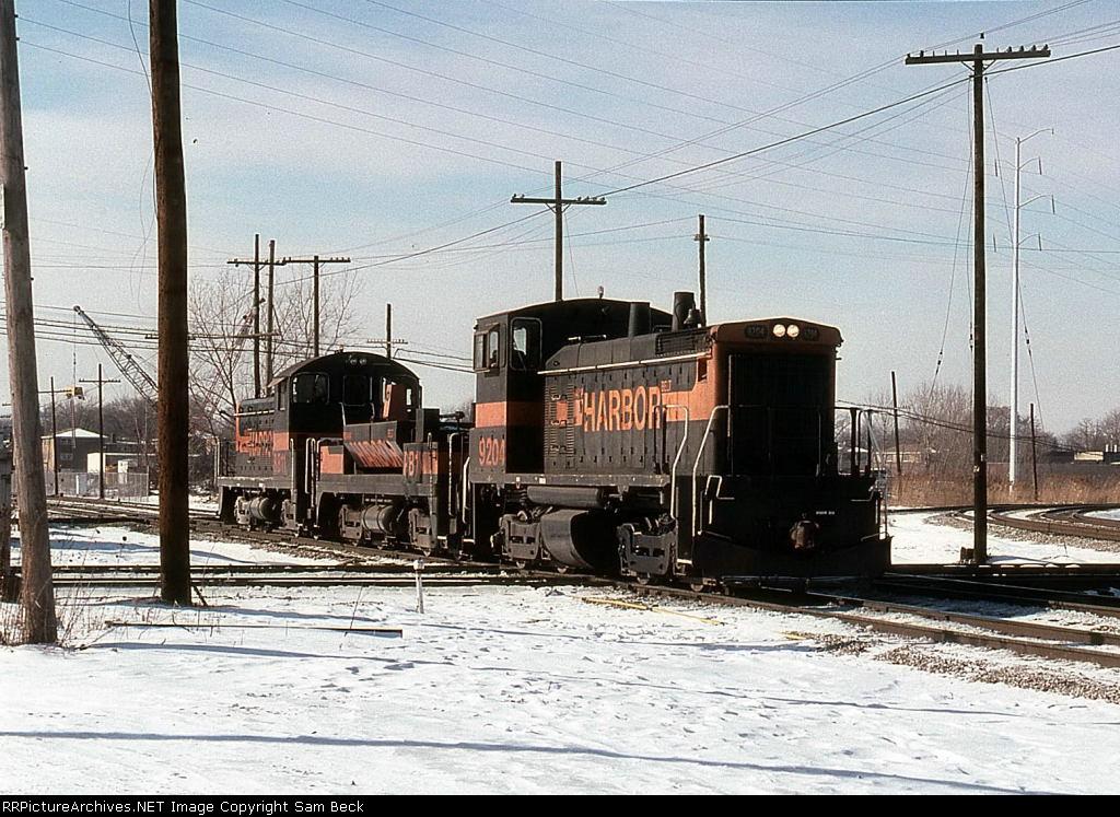 The Service Train