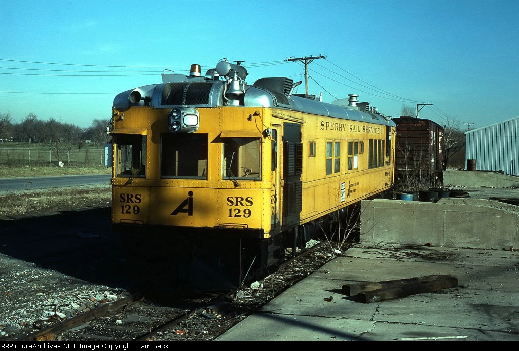 SRS 129 on the Monon