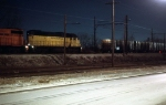 South Shore Freight at Night
