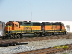 BNSF to NS transfer