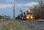 567 approached on main near between MP 52.0 and MP 51.0 so she begins head way return to west getting more refill coal from NRG power plant in Millsboro