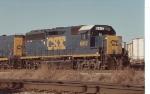 CSX 6912 (ex-C&O)