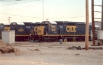 CSX 8207 (ex-L&N)