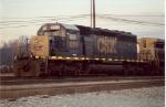 CSX (ex-SBD) 8211 (ex-L&N)