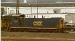 CSX 1132 YN3 (ex-FLS-L&N)