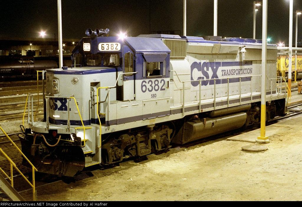 CSX 6382