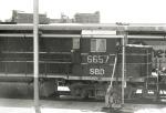 CSX 6657