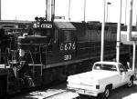 CSX 6676