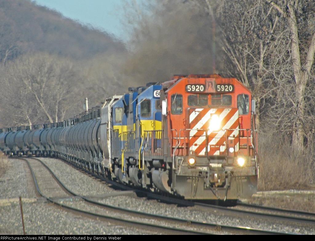 CP-5920, CP's  River Sub.