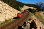 CN intermodal approaching Jasper