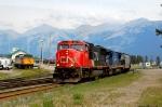 CN grain train