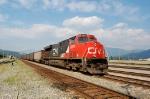 CN DPU coal train
