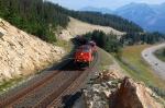 CN full coal train