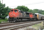 CN 8838 and 8833
