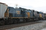 CSX 1202 and 8772