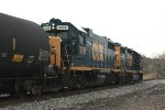 CSX 2558 and 2537