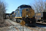 CSX 3028 at St. Denis, MD