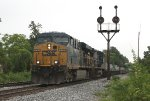 CSX 5259 at Rossville interlocking