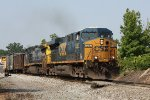 CSX 5293 at Rossville, MD