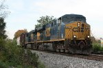CSX 5437 at Rossville, MD