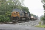 CSX Q741 at Dump Road crossing
