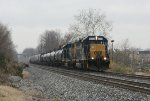 CSX 6020 at Rossville, MD