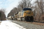 CSX 631 at Clayton, MD
