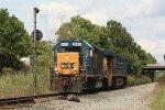 CSX 6363 at Rossville interlocking