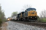 CSX 7768 at Rossville, MD