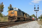 CSX 860 at Rossville, MD