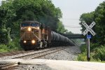 UP 6575 with CSX train K055