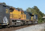 Ex-UP 9030 on the CSX
