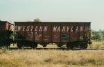 50 ton WM ballast car