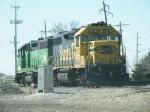BNSF 2770