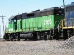 BNSF 2160