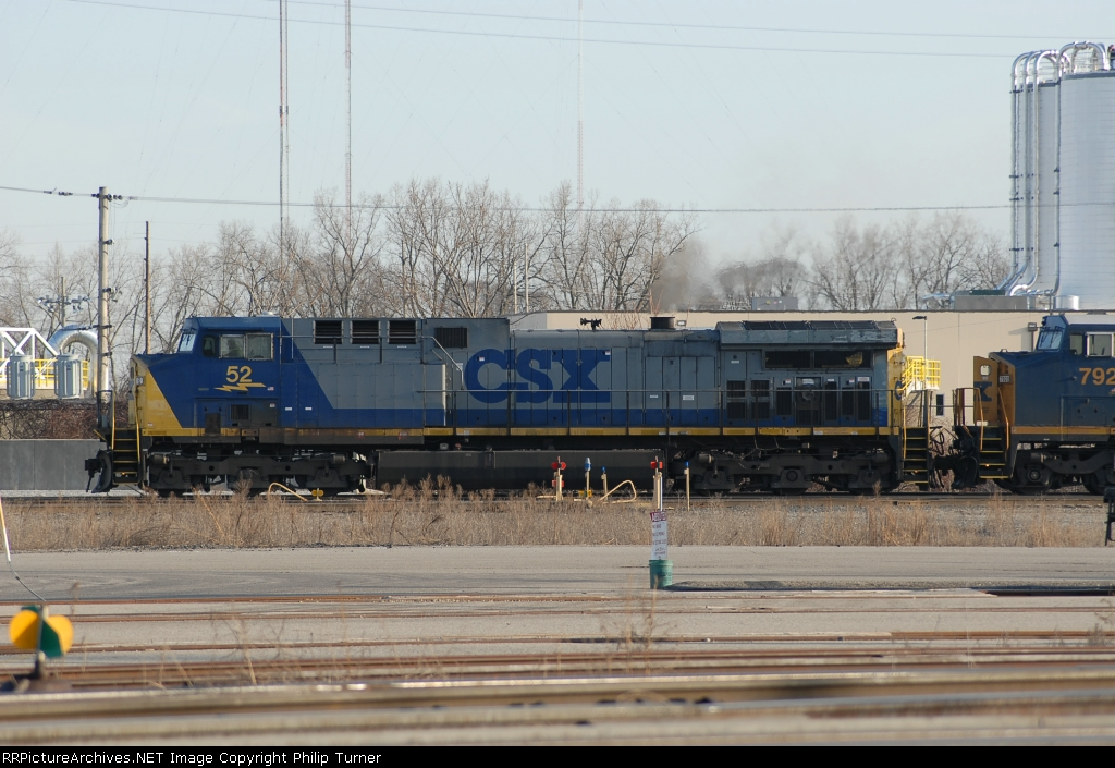 CSX 52